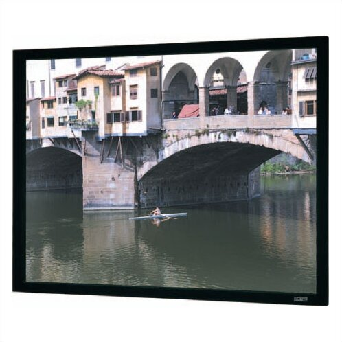 Imager Black Fixed Frame Projection Screen