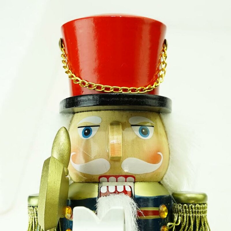 decorative christmas nutcracker soldier on rocking horse - Christmas Soldier