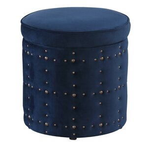 St Helens Storage Ottoman by Mercer41