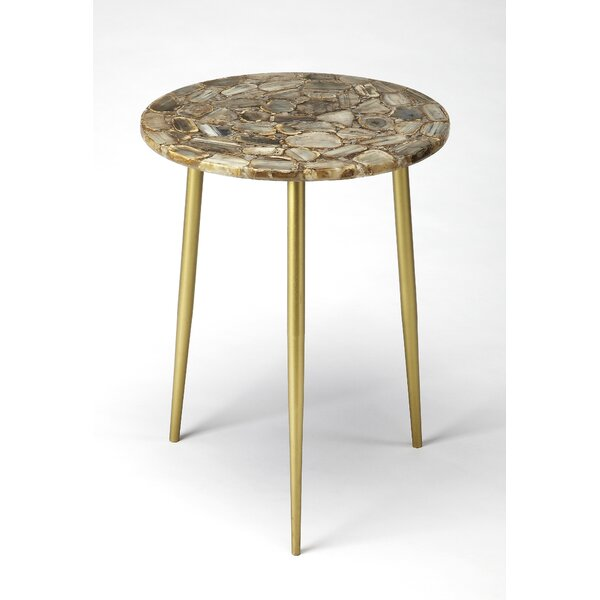 Modern contemporary agate table allmodern
