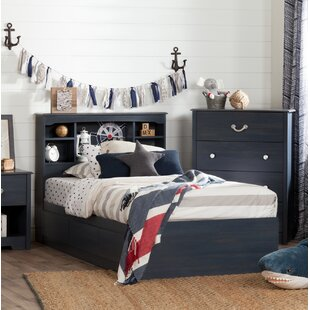 aviron twin mates bed with drawers - Bed With Drawers