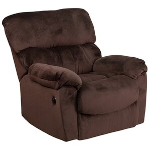 Barrington Power Recliner with Push Button b..