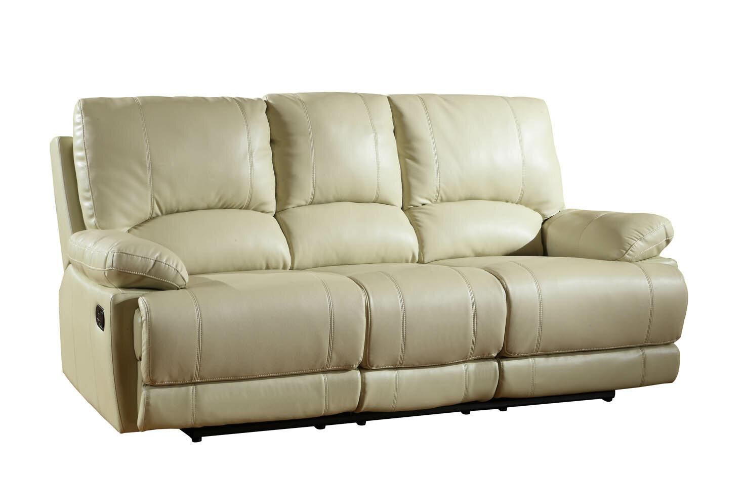 Winston Porter Ullery Upholstered Living Room Recliner Reclining ...