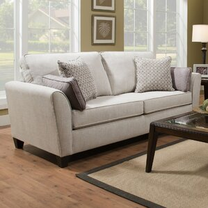 Issac Sofa by Simmons Upholstery by Red Barr..