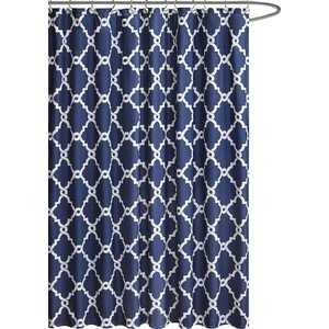 royal blue shower curtain set.  Blue Shower Curtains You ll Love