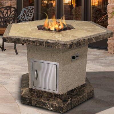 Bar Height Fire Pit Table Wayfair