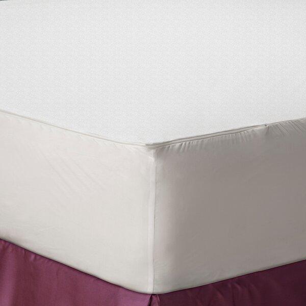 allerease bed bug allergy zippered waterproof mattress protector u0026 reviews wayfair - Bed Bug Mattress Covers