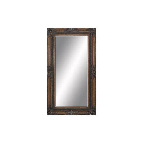 wood framed full length mirror - Wood Frame Full Length Mirror