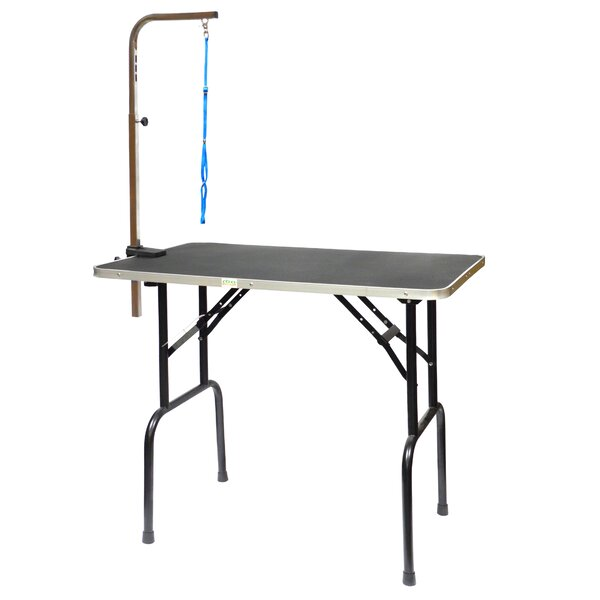 Affordable Dog Grooming Table Arm Dog Grooming Table | Wayfair