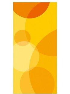 Retro Circles 2.1m x 100cm Wallpaper Roll by PPS. Imaging GmbH