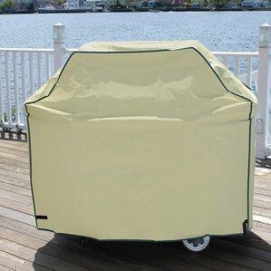 durable outdoor patio full vinyl premium gas grill cover