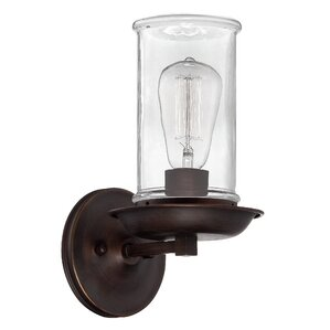 Sorrell 1 Light Wall Sconce