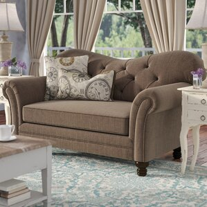 Remmie Stationary Loveseat..