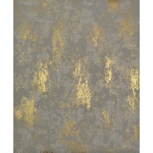 Gold Metallic Wallpaper Youll Love