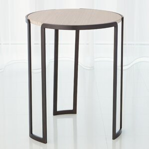 Channel End Table by Global Views