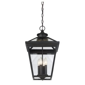 Colchester 4 Light Outdoor Hanging Light