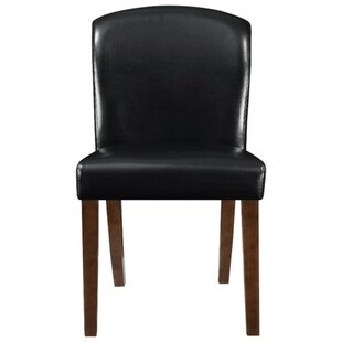 Finck Upholstered Dining Chair (Set of 2)