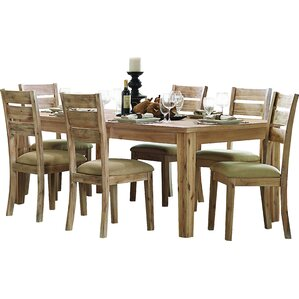 Valero 7 Piece Dining Set by Bay Isle Home