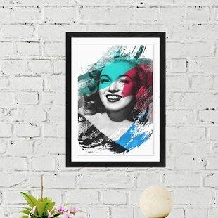 U0027Marilyn Monroeu0027 Framed Art Print