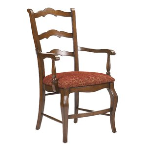 Luberon Solid Wood Dining Chair by French Heritage