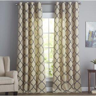 Fresh Copper Curtains | Wayfair GP25