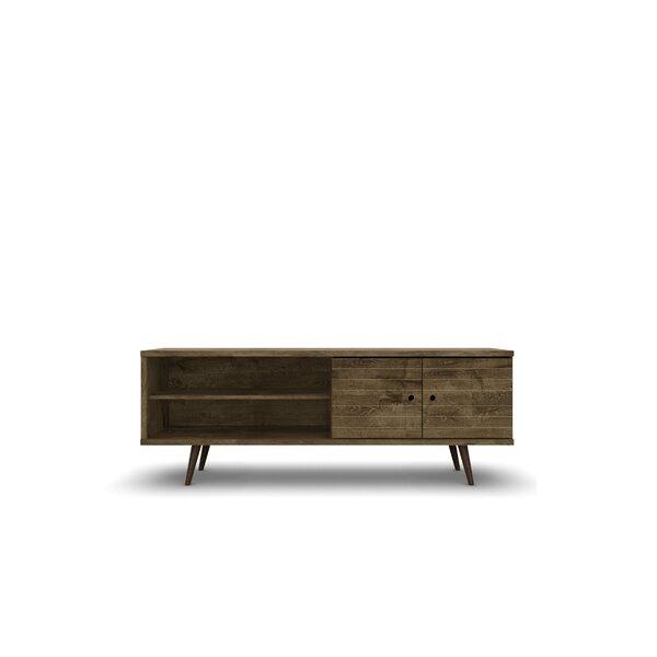 "George Oliver Ripton Mid Century Modern Coffee Table: George Oliver Lewis 62.99"" Mid Century"