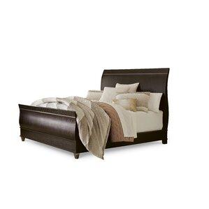 Gullett Sleigh Bed by Brayden Studio
