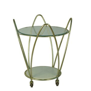 Orwell Metal Arch Bar Cart by Latitude..
