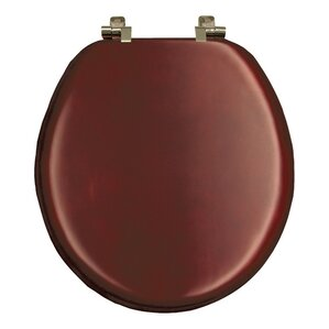 40cm round toilet seat. Natural Reflections Wood Round Toilet Seat Seats You ll Love  Wayfair