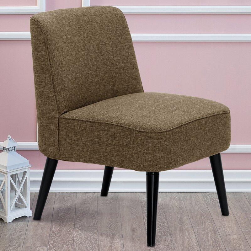 Elegant Vento Vintage Slipper Chair