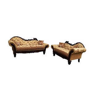 Monte Cristo 2 Piece Living Room Set by Gardena Sofa