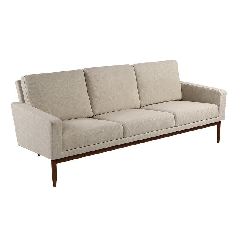 Kardiel Stilt Danish Sofa | Wayfair
