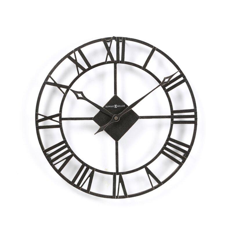 Howard Miller Lacy Ii 14 Wall Clock Reviews