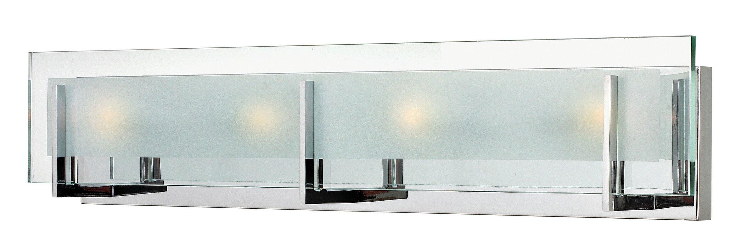 Frances 4 light bath bar reviews allmodern frances 4 light bath bar aloadofball Images