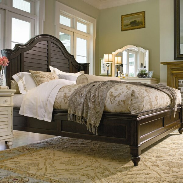Paula Deen Home Steel Magnolia Panel Bed Reviews Wayfair