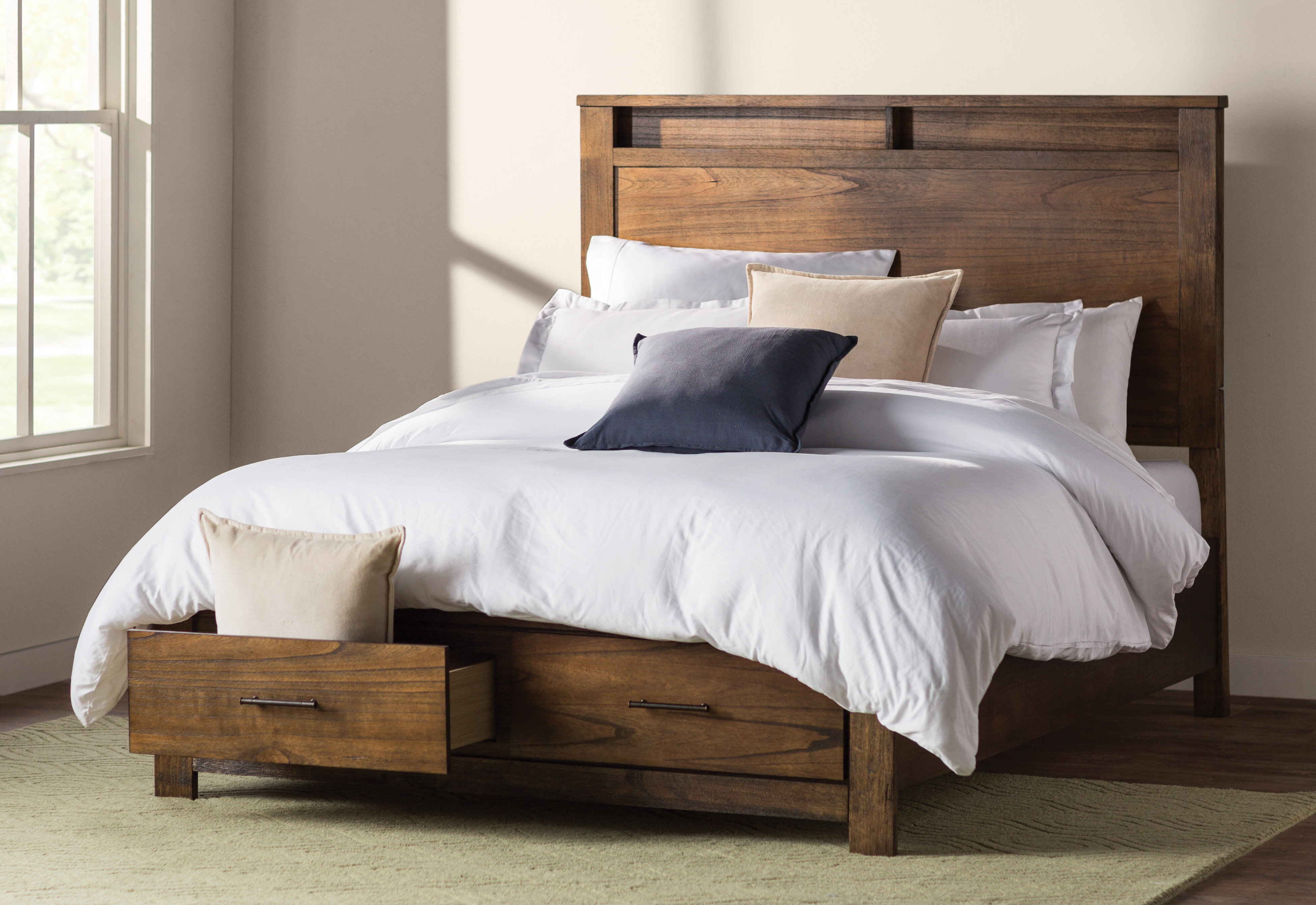 today den home bed charlie garden shipping platform free bricktown product overstock porch