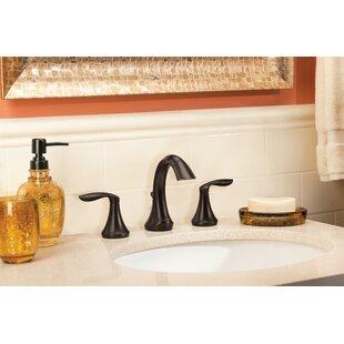Save. Moen. Eva Widespread Bathroom Faucet