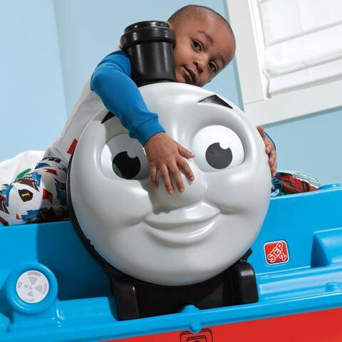ea59c6969ce Wayfair | Step2 Thomas The Tank Engine™ Toddler Bed