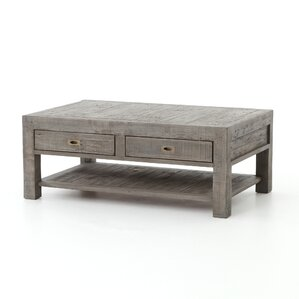 Glenna Coffee Table by Gracie Oaks