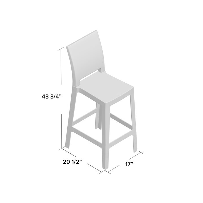 Outstanding Square Bar Stools With Back Onthecornerstone Fun Painted Chair Ideas Images Onthecornerstoneorg