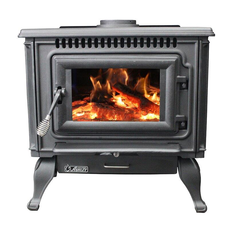 Ashley Hearth Direct Vent Wood Burning Stove Wayfair
