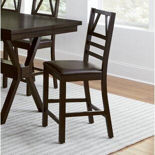 Weber Upholstered 24 Bar Stool (Set of 2)