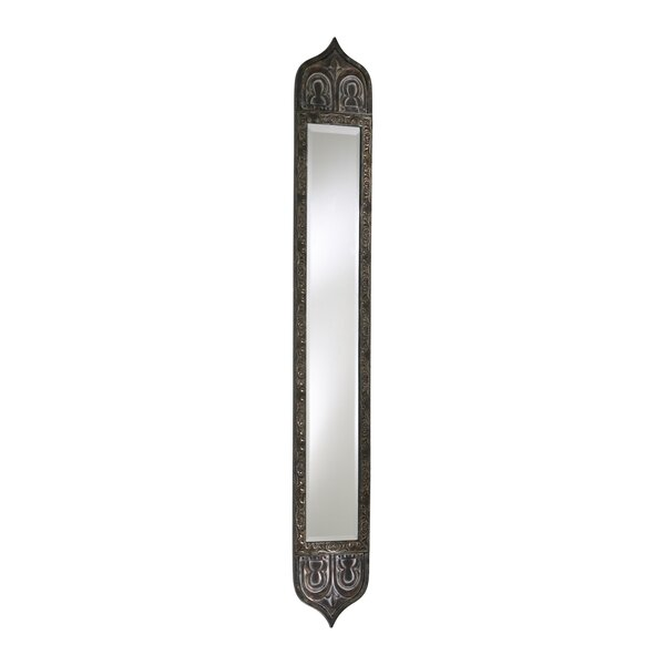 Tall Wall Mirrors cyan design skinny tall wall mirror & reviews | wayfair