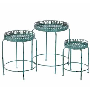 3 Piece Nesting Tables by Pyper Marketing LLC