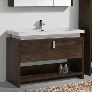 . Modern Bathroom Vanities   Cabinets   AllModern