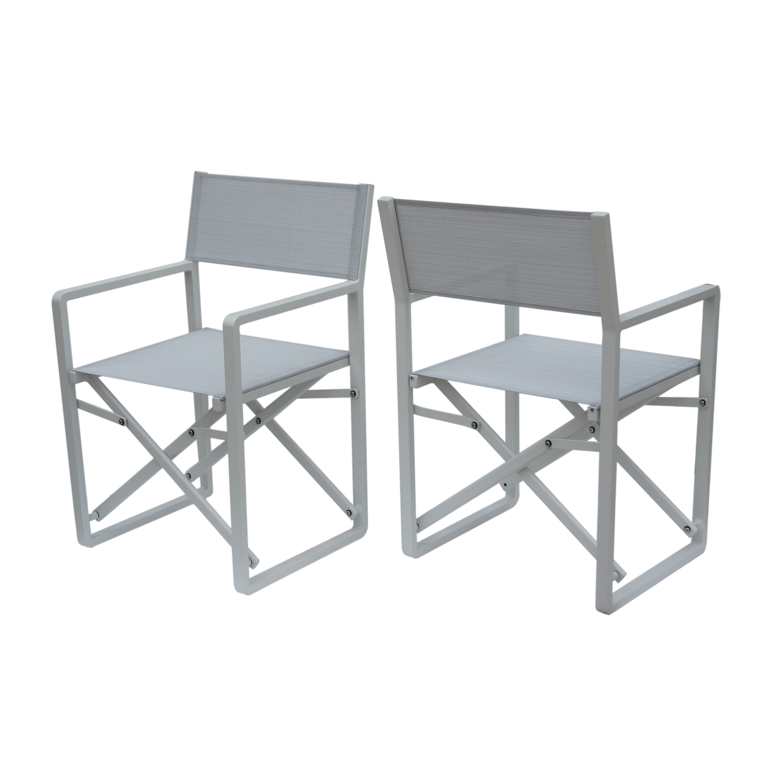 Latitude Run Galster Folding Director Chair | Wayfair
