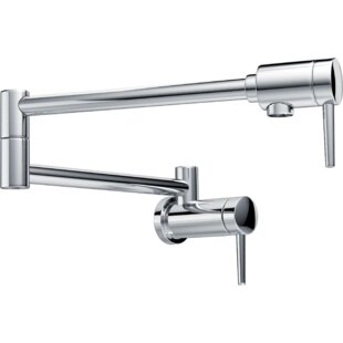 Charming Save. Delta. Contemporary Wall Mount Pot Filler