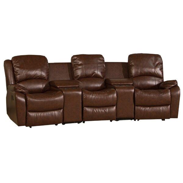 Global Furniture Direct 3 Seater Reclining Sofa U0026 Reviews | Wayfair.co.uk