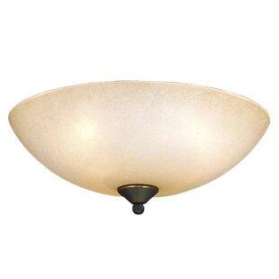 chuckanut lighting. 3-Light Bowl Ceiling Chuckanut Lighting