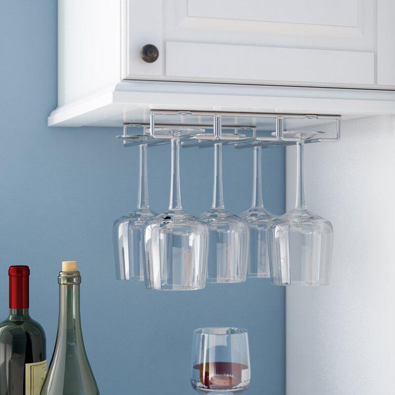 under hanging wine glass rack - Hanging Wine Glass Rack